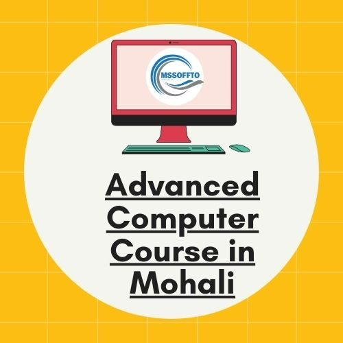 Advanced Computer Course in Mohali